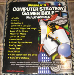 Computer Strategy Games Bible Unauthorized Preview