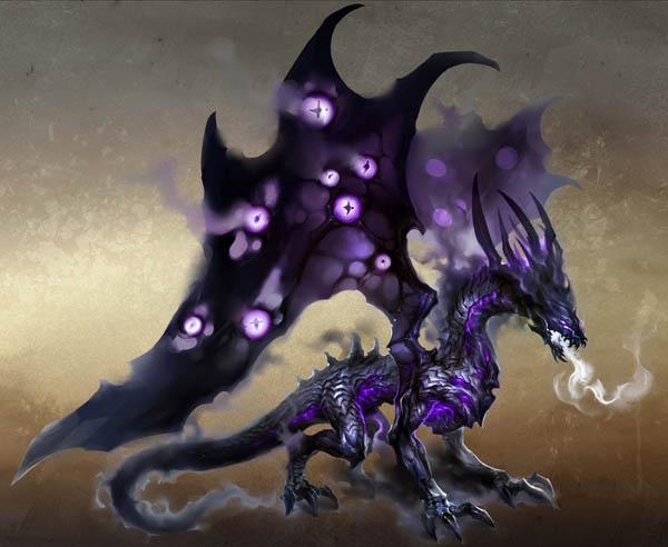 Дракон в Героях Меча и Магии IV
