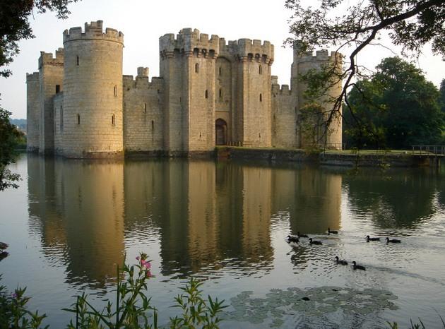 крепость с укреплениями в жизни