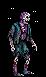 Зомби мутант