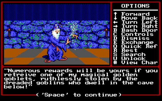 Might & Magic II: Gates to Another World