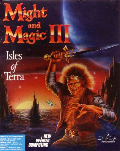 Might & Magic III: Isles of Terra