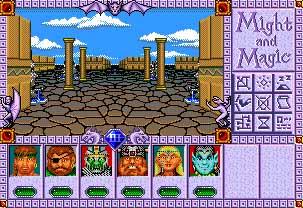 Might & Magic III: Isles of Terra