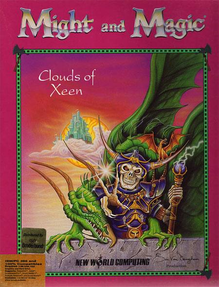 Might & Magic IV: Clouds of Xeen