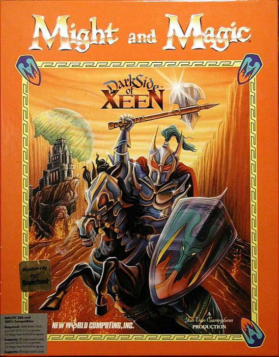 Might & Magic V: DarkSide of Xeen