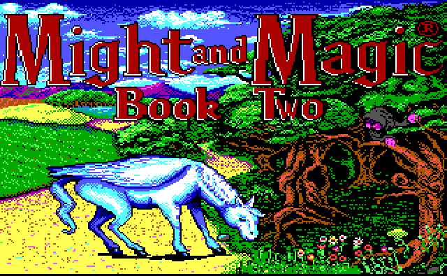 Скачать игру Might & Magic II: Gates to Another World