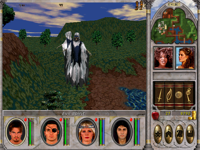 Might and Magic VI: Mandate of Heaven скриншот