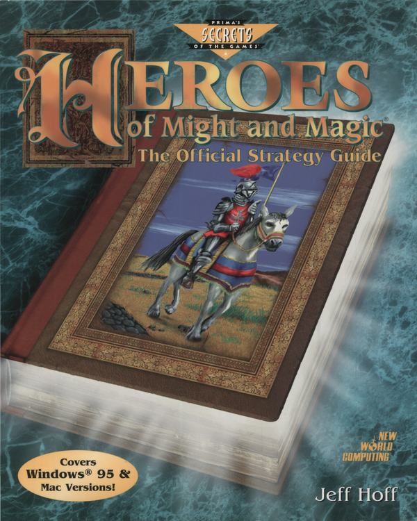 Книга Heroes of Might & Magic: The Official Strategy Guide